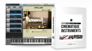 Cinematique Instruments - Downloadable