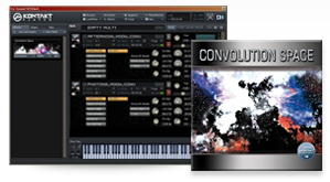 Convolution Space PlugIn - Download