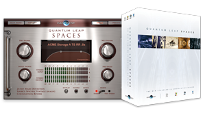 Spaces Convolution Reverb Plug-In