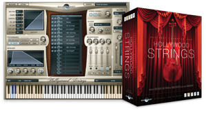 Hollywood Strings Gold - Download