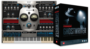 Steven Wilson's Ghostwriter - Download