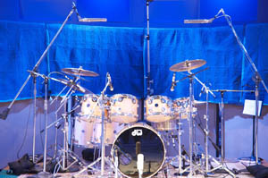 Ministry of Rock Drumkit number 3